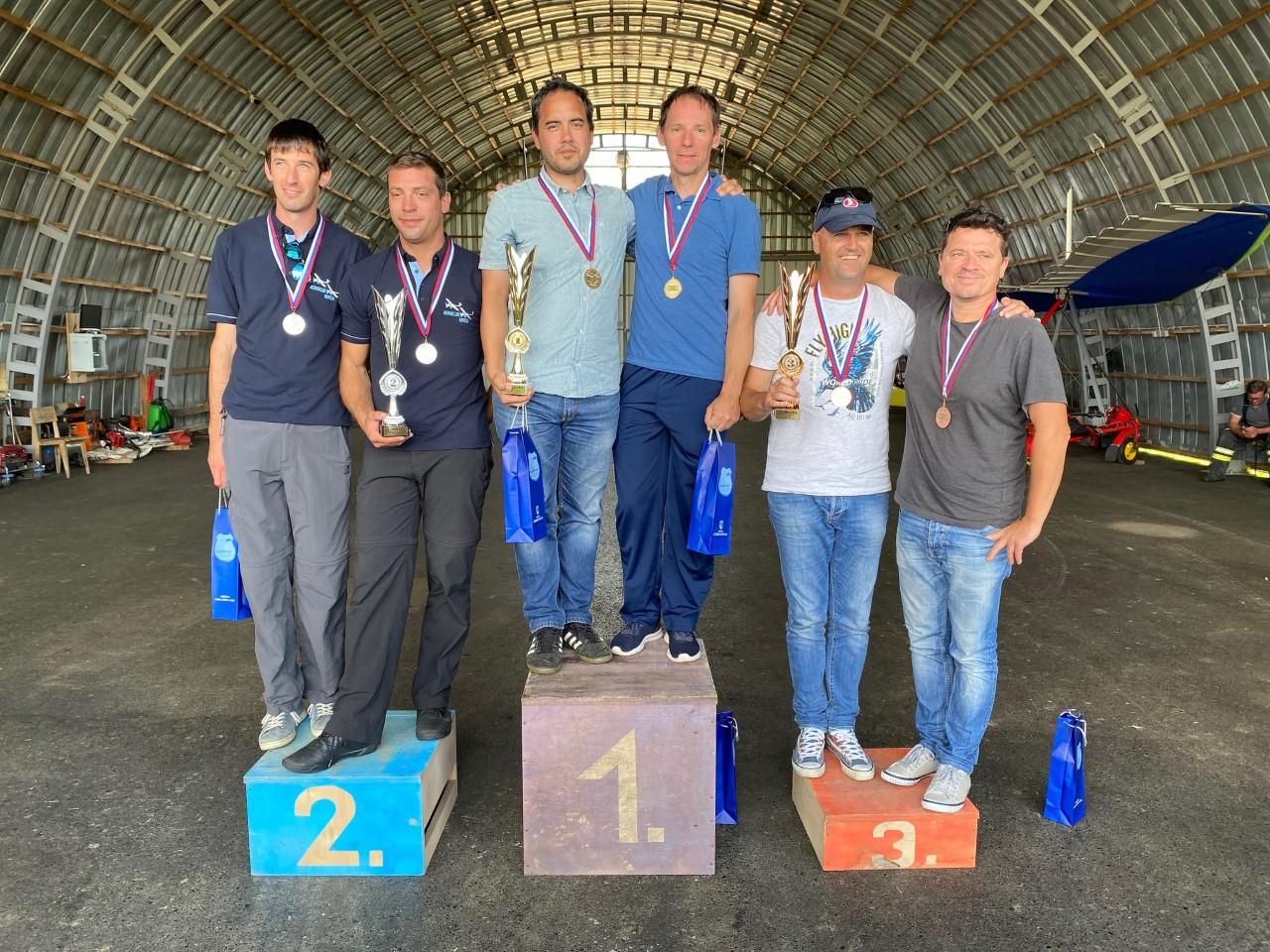 Osvojeno prvo mesto na Državnem prvenstvu z ULN letali